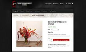 Webwinkel Beckers Meesterbloembinders
